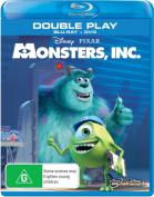 Monsters Inc. (Blu-ray/DVD) [Region B] [Blu-ray]