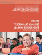 CP0895 - EDFD270 Teaching and Managing Learning Environments