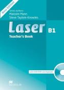Laser Teacher Book Pack Level B1 +