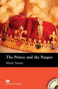 The Prince and the Pauper - Book and CD
