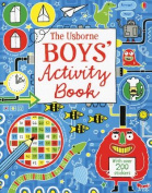 Boy's Activity Book