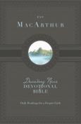 MacArthur Drawing Near Devotional Bible-ESV