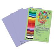 Roselle Premium Sulphite Construction Paper, 30cm x 46cm , 50 Sheets/Pack, Available in Multiple Colours