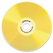 CD-R Archival Grade Disc, 700MB, 52x, Spindle, Gold, 50/Pack