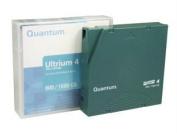 """1/2"""" Ultrium LTO-4 Cartridge, 820m, 800GB Native/1600GB Compressed Capacity"""