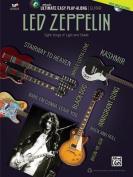 Ultimate Easy Guitar Play-Along -- Led Zeppelin