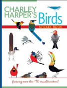 Charley Harper's Birds Sticker Book Bs005