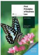 First Principles of Business Law 2013