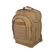 Bugout Bag - 600 Denier Poly/Canvas - Coyote Brown