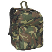 Everest C2045CR-CM 16.5 in. Classic Camo Backpack