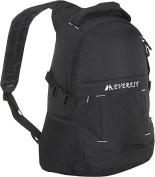 Everest 4045WK-BK 19 in. Sporty Backpack with Side Mesh Pocket