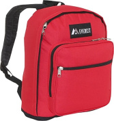 Everest 1045BP-RD 16.5 in. Classic Backpack
