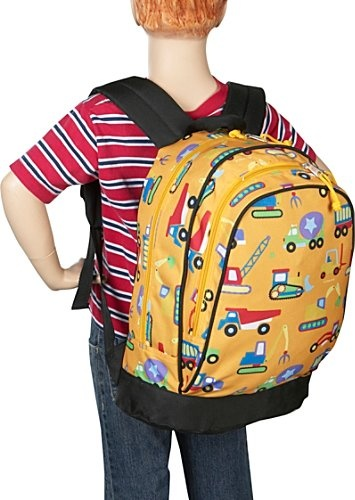 21127c290241 Olive Kids Under Construction Sidekick Backpack by Wildkin - Shop ...