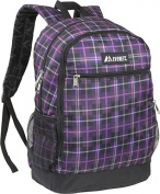Multi-Compartment Casual Backpack