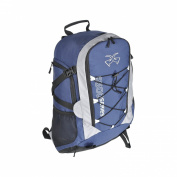 PiperGear Boxer Backpack - Blue/Gray