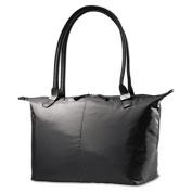 Jordyn Ladies Laptop Bag, 21 1/4 x 7 1/2 x 12, Nylon, Black