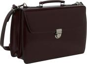 Elements Collection Flapover Laptop Briefcase