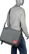 "Deluxe 17"" Laptop Messenger Bag"