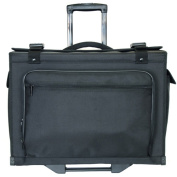 "20"" Hard Side Rolling Computer Catalog Case"