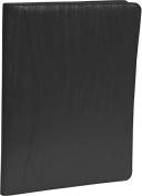 Royce Leather 749-BLACK-9 Padfolio - Black