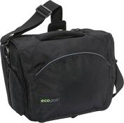 ecogear BG-3422 Tiger 2 Messanger Bag- Black