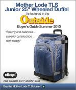 "Mother Lode TLS Junior 25"" Wheeled Duffel"