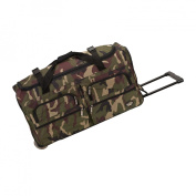 ROCKLAND PRD336-CAMO 36 Inch ROLLING DUFFLE