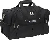 Everest 1015-BK 17.5 in. 600 Denier Polyester Travel Gear Duffel Bag