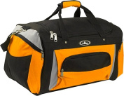 Everest S232-OR 24 in. Deluxe Sports Duffel Bag