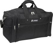 Everest 1015L-BK 21 in. 600 Denier Polyester Travel Gear Duffel Bag
