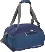 High Sierra D107-437 20 in. Pack-N-Go Duffel - Blue Velvet-Pacific