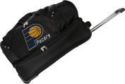 """Indiana Pacers 27"""" Rolling Drop Bottom Duffel"""