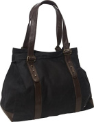 Crescent Waxed Tote Bag
