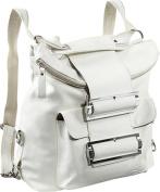 Rococo Leather Handbag / Backpack