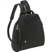 U Zip Mid Size Backpack/Purse