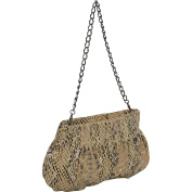 Inge Christopher Clare Leather Facile Clutch