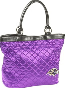 Quilted Tote - Baltimore Ravens