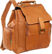 David King& Co 330T Top Handle X-Large Backpack- Tan