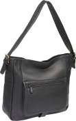 Large Top Zip Shopper Bag