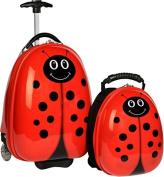 Trendykid TB103 Travel Buddies - Lola Ladybug