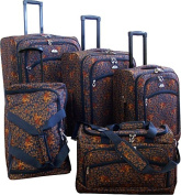 Budapest 5-pc Spinners Luggage Set