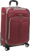 Luggage America OE-8830-RD Olympia Tuscany 30 Expandable Super Rolling Case