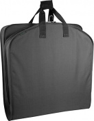 WallyBags 960Black 42 in. Garment Bag with Pocket