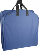 WallyBags 960Navy 42 in. Garment Bag with Pocket