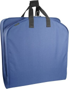WallyBags 961Navy 52 in. Garment Bag with Pocket