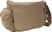 Everest CT-073S-KK 12 in. Cotton Canvas Messenger Bag