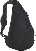 Everest BB021-BK 19 in. Deluxe Sling Backpack