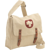Vintage Medic Bag w/ Cross