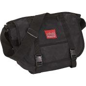 Waxed Canvas Messenger Bag - Medium