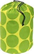Big Dots - Green Sleeping Bag